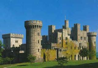 exploring north wales: new geocache trail at penrhyn castle