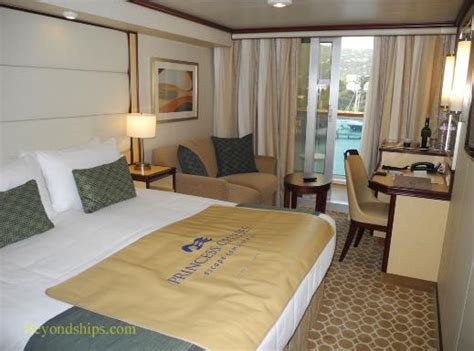 princess cruises mini suite sofa bed royal princess photo tour 9