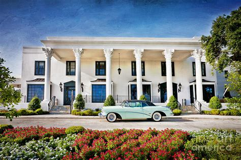 The White House Hotel In Biloxi Photograph By Joan Mccool