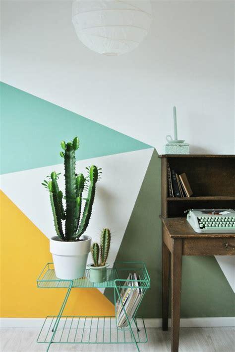 Kreative Wandgestaltung Mit Farbe 3942 by 40 Inspirierende Ideen F 252 R Eine Kreative Wandgestaltung