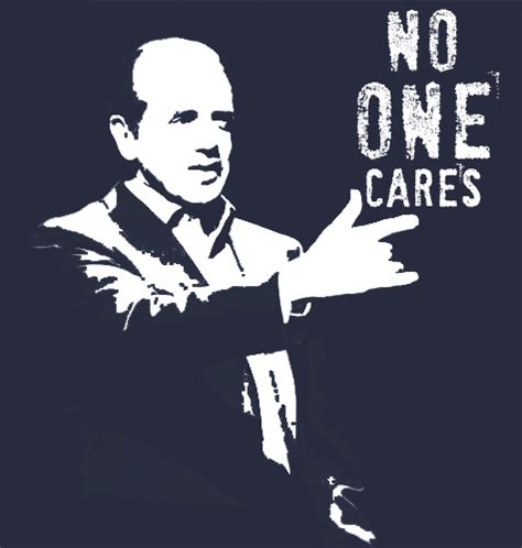 bronx tale quotes nobody cares