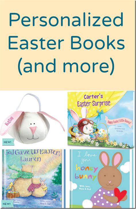 personalized picture books personalized easter books and more sms nonfiction book