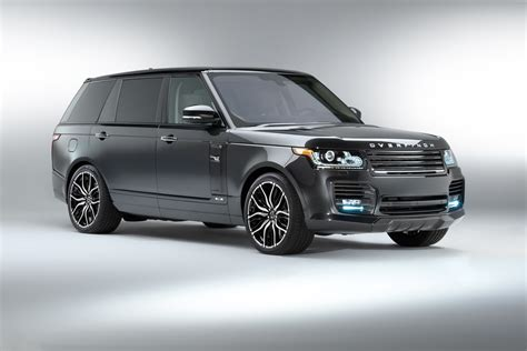 modified range rover sport range rover modified by overfinch