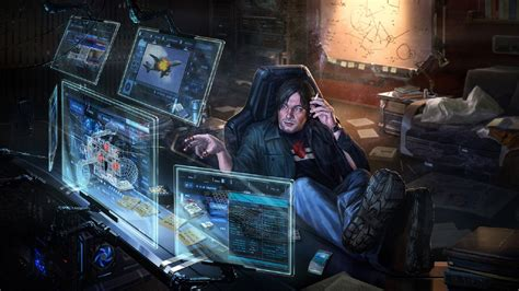 shadowrun  hd wallpapers