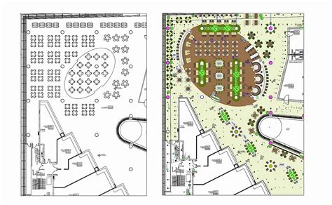 food court floor plan bulgaria mall interiors nugget design