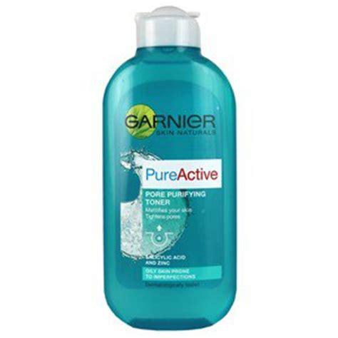 Toner Garnier Active garnier active pore purifying toner 200ml