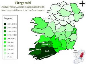 fitzgerald map fitzgerald origenes use family tree dna to
