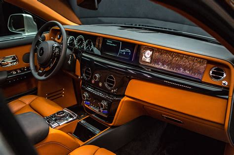 rolls royce ghost interior 2017 anyone else in love with the gallery in the new 2018 rolls