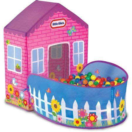 tikes playhouse with brown roof 78 ideas about tikes playhouse on