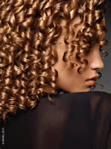 american spiral curl hairstyles african hair in a bob shape with spiral curls