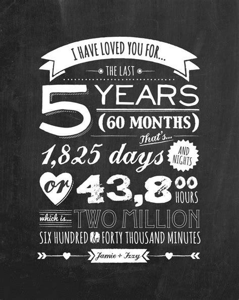 Best 25  5 year anniversary ideas on Pinterest   3 year