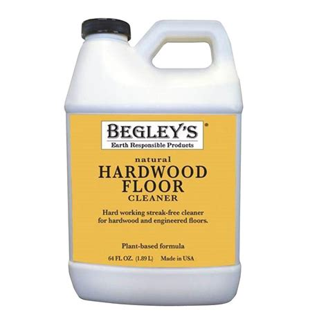 Wood Floor Cleaning Products Begley S Best 64 Oz Hardwood Floor Care 2 Pack 165 2 The Home Depot