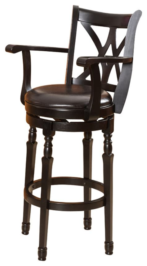 bar stools traditional montreal swivel bar stool traditional bar stools and