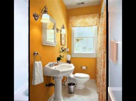Ideas For Painting Bathrooms by Small Bathroom Paint Ideas