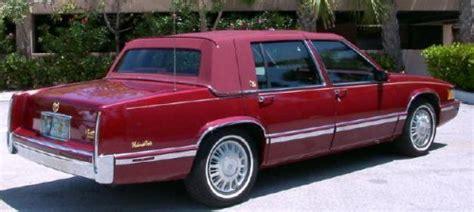 Cadillac History 1993