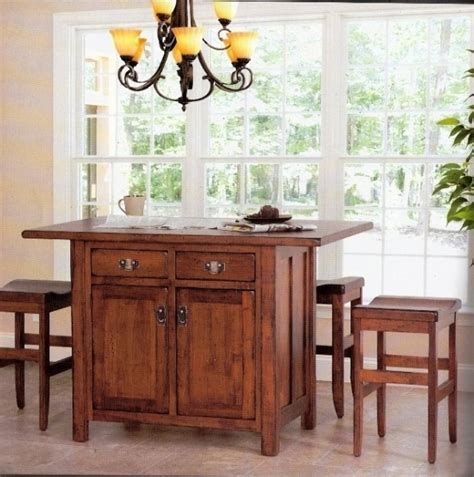 kitchen island with 4 stools mission island with 4 clifton stools carriage house
