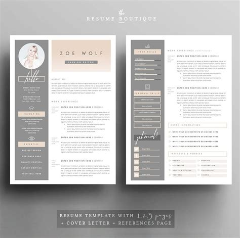 Design Vorlage Cv 25 Best Bewerbung Anschreiben Vorlage Ideas On Anschreiben Vorlage Lebenslauf