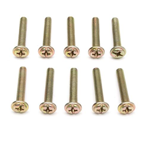 10 cabinet screws 10pcs wooden pull knob shape for drawer cabinet