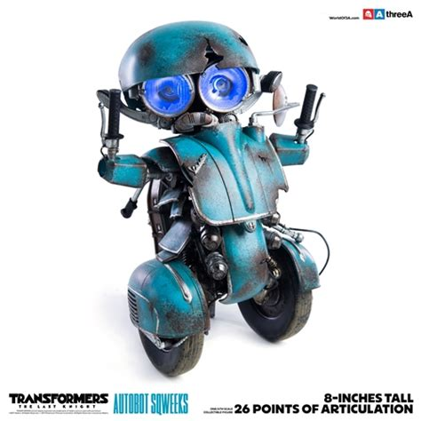 Mba Transformer by Tf5 Autobot Sqweeks