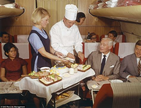 Scandinavian Interior by Scandinavian Airlines Release Photos Of Fine Dining During