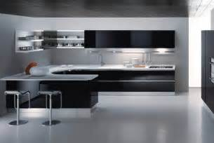 Black Kitchen Designs Modern Kitchen Interior Designs Modern Kitchen Design