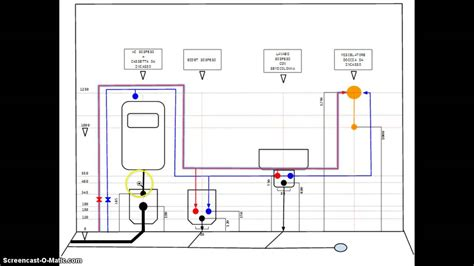 misure scarichi bagno bagno progetto di 2 impianti idrosanitari