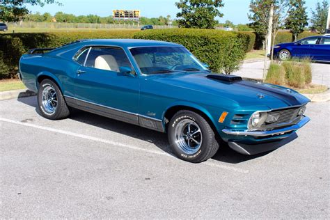 1970 ford mustang price 1970 ford mustang mach 1 stock 70mach1 for sale near