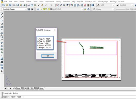 layout viewport tools software to prepare print layouts in your cad package