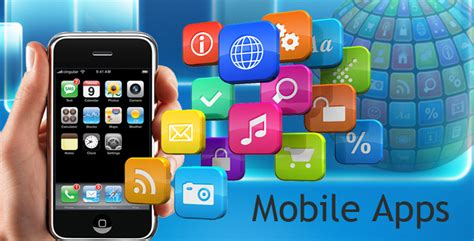 mobile apps and mobile apps