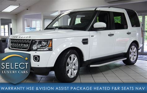 used land rover lr4 used 2015 land rover lr4 hse marietta ga
