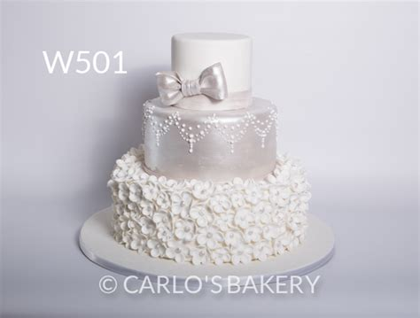 Bakery For Wedding Cakes by Carlo S Bakery Wedding Cakes