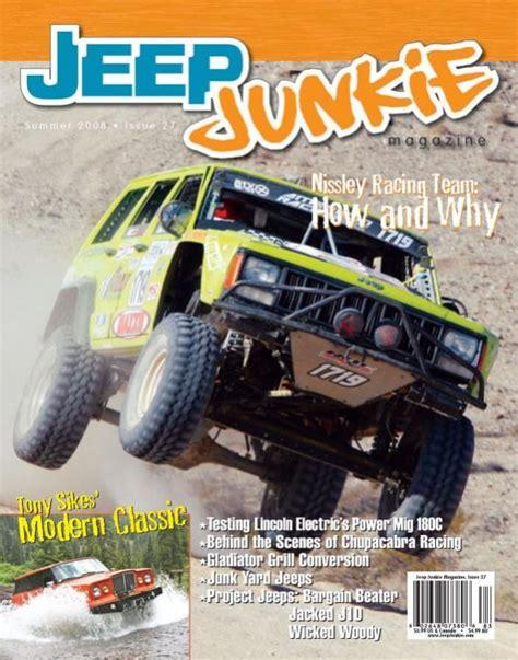 Jeep Magazines Jeep Junkie Magazine Jeep Forum