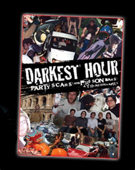 darkest hour discography darkest hour party scars and prison bars a