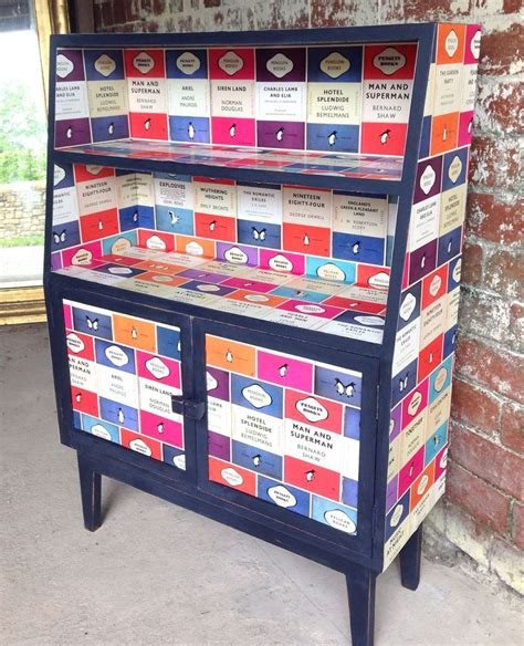 Decoupage Bookcase - 238 best images about sally white designs painted
