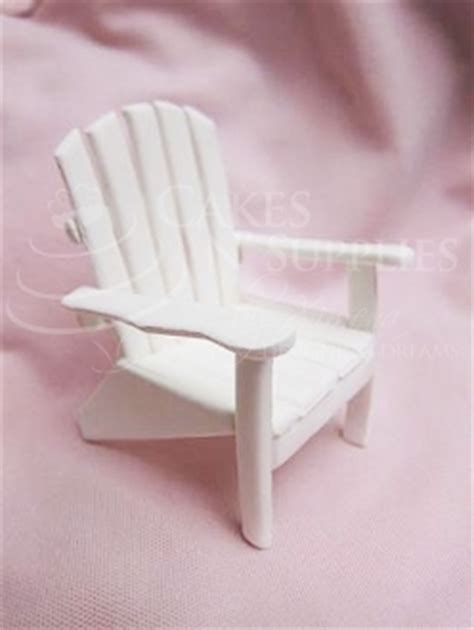 gumpaste adirondack chair template diy fondant adirondack chair template plans free