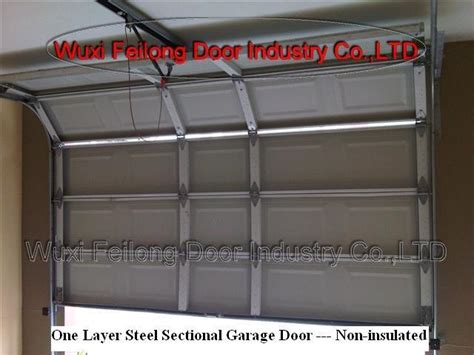 Non Insulated Garage Doors Non Insulated Garage Doors Myideasbedroom