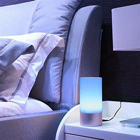 Bedroom Table L With On Touch Sensor by Aukey Table L Touch Sensor Bedside L Dimmable