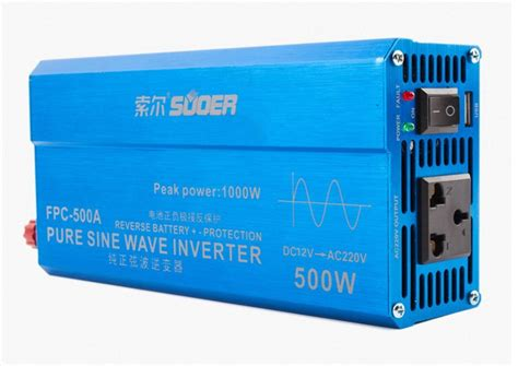 Harga Power Inverter Di Lung inverter 1000 watt murah kalibrasi meter