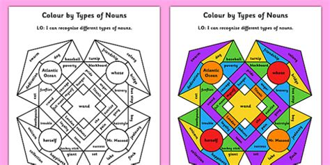 is color a noun colour by types of nouns colour types of nouns nouns