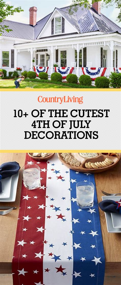 july decorations   cheap fourth