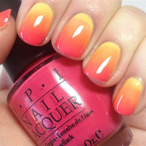 easy nail art ombre 40 easy ombre nail art ideas for girls