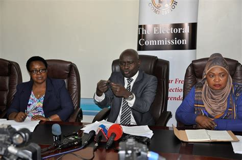 Lc Voting 01 Freesul ec seeks more funds to conduct lc election all uganda news