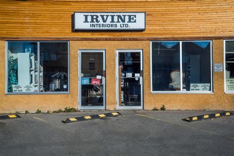 irvine interiors calgary ab 2036 42 ave sw canpages