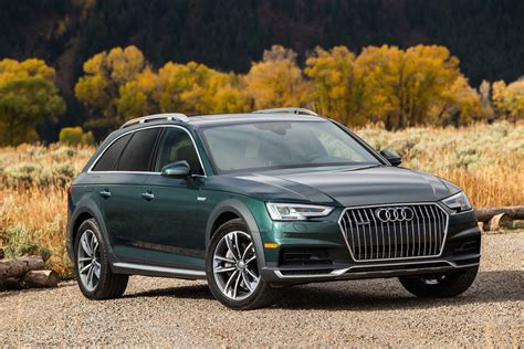 Audi Allroad Test by 2017 Audi A4 Allroad Drive Review Motor Trend