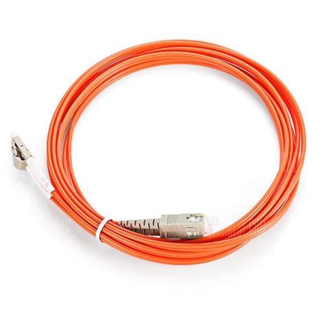 R M R323061 Patch Cord Sc Duplex Pc Lc Duplex Pc Om3 M 4 3m 3m lc sc dmm duplex fiber optic patch cable a 2 67 40