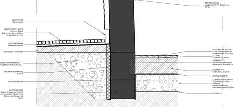 Terrasse Detail by Wohnhaus Nocki In Der M 252 Nchner Au Boden Wohnen