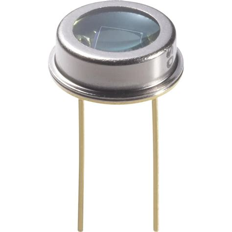 photodiode osram photodiode to 39 820 nm 55 176 osram from conrad