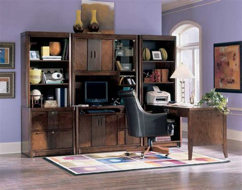 Home Office Furnitures Traditional Home Office Furniture Benefits
