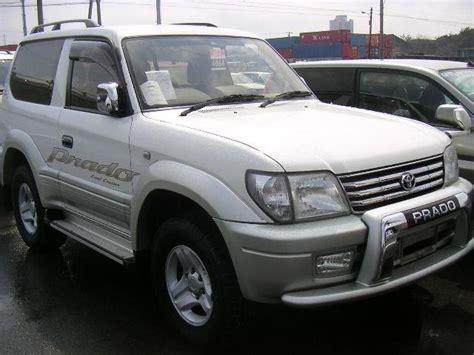 1999 Toyota Land Cruiser 1999 Toyota Land Cruiser Prado For Sale