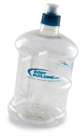 fit water jug bodybuilding accessories water jug 2 liters nuwave